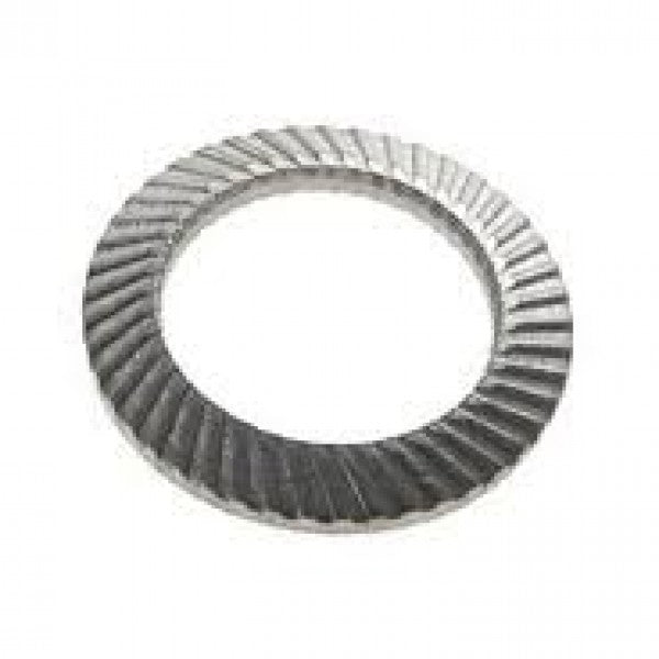 M8 Lock Washer OD13 304 Grade Stainless Steel