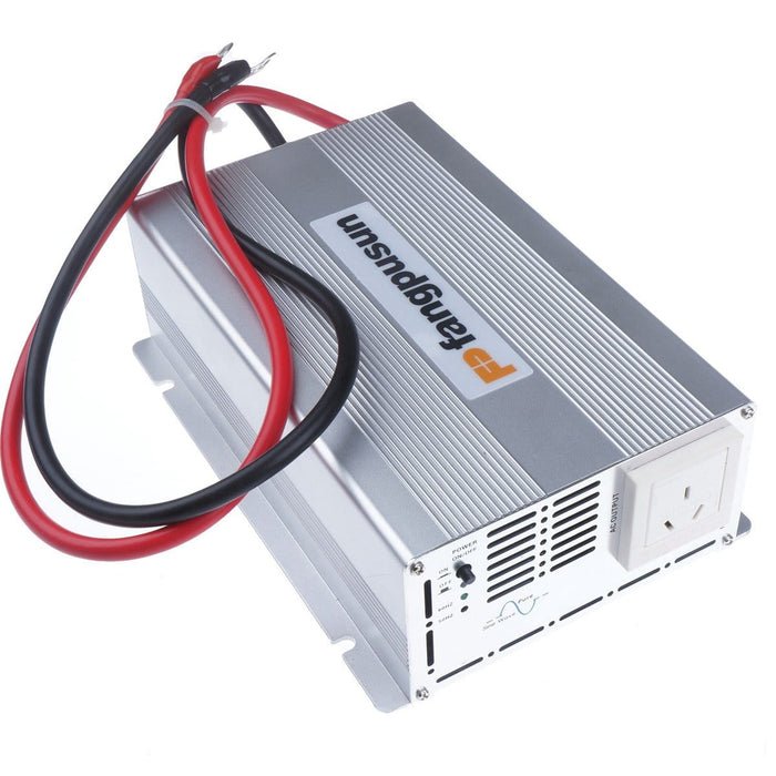 600W / 1200W Pure Sine Wave Inverter 24V DC to 240v AC Camping Caravan - Ozimall