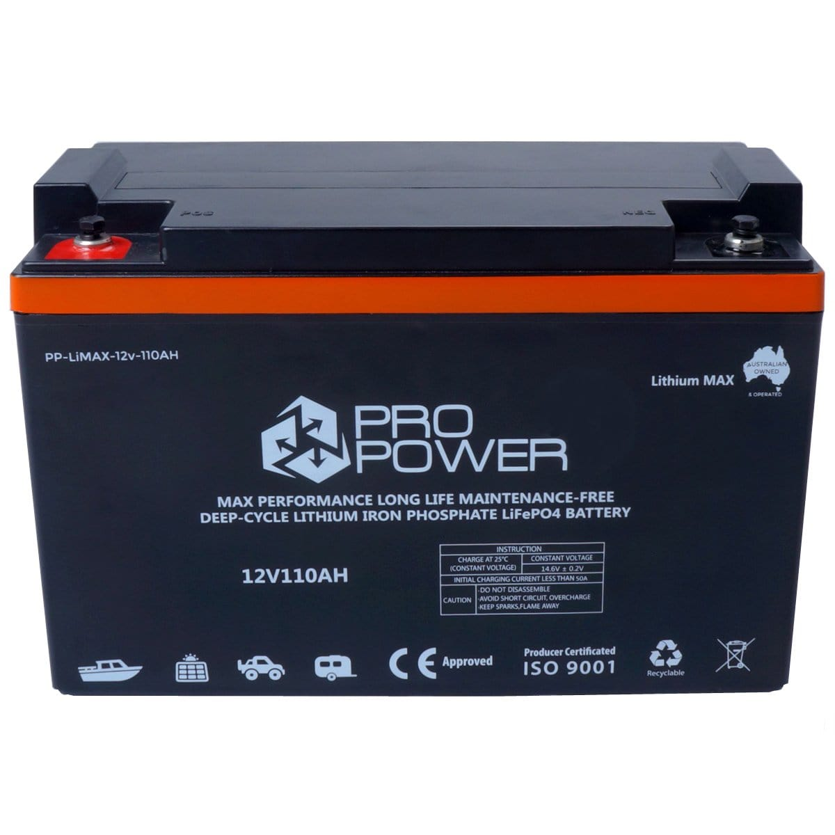 High Discharge Lithium Battery