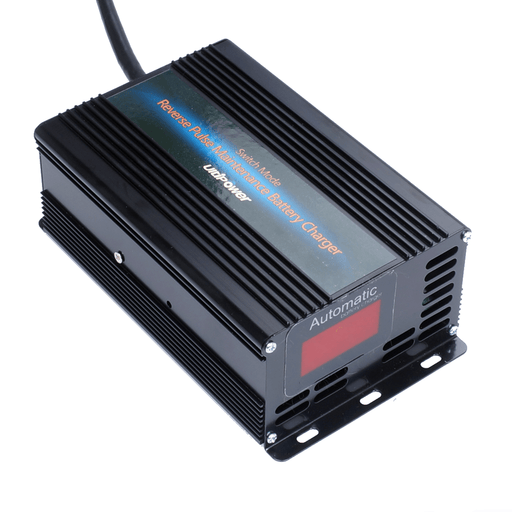 Ultipower 12V 15A Battery Charger Portable Caravan Boat With Switch Mode Design - Ozimall