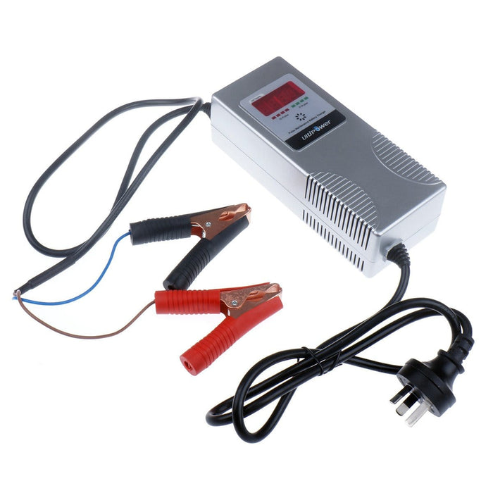 Ultipower 12V 8A Battery Charger Portable Caravan Boat With Switch Mode Design