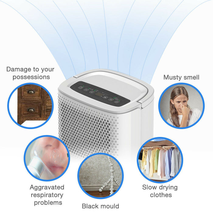 Shinco 10L Household Air Dehumidifier Air Dryer Drying Moisture Moist Absorber