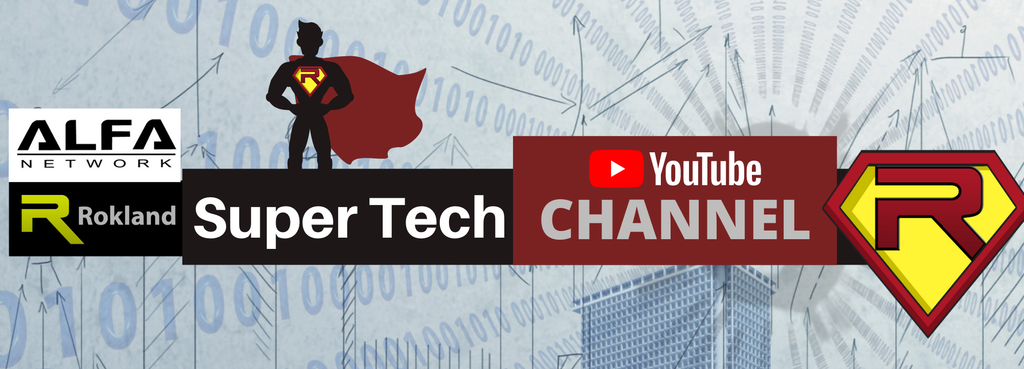 Announcing the launch of the Rokland Super Tech Channel: our newest YouTube Venture