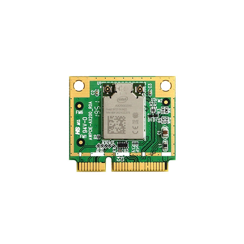 ALFA AWPCIE-AX200 WiFi 6 Intel AX200 Mini-PCIe Module WiFi 6 + Bluetooth 5.1