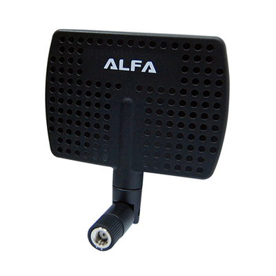Alfa 7 dBi gain RP-SMA directional panel antenna APA-M04 for client, router, or drone