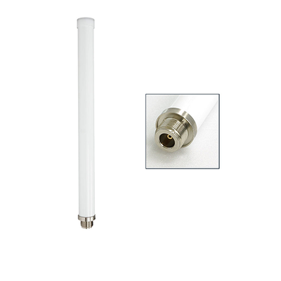 Alfa AOA-2458-59-TF 2.4/5 GHz 9 dBi Dual Band Outdoor WiFi omni antenna N-female