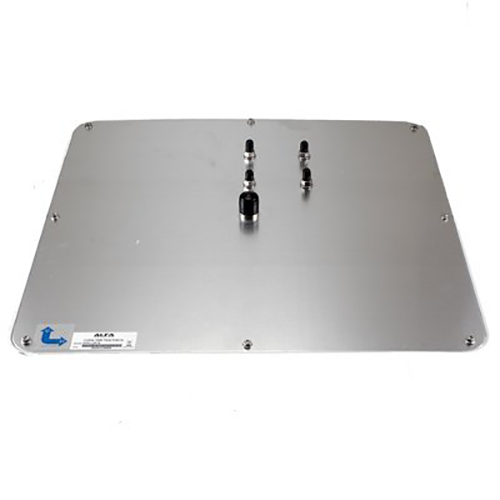 Alfa APA-L2419 19 dBi gain outdoor 2.4 GHz WiFi directional panel antenna