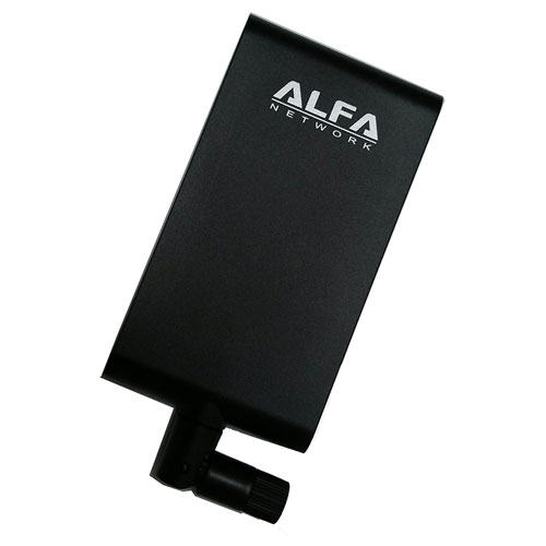 ALFA APA-M25 2.4/5 GHz dual band directional 10 dBi panel antenna