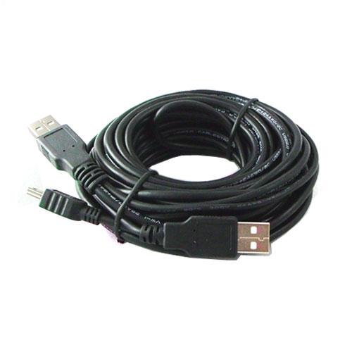 ALFA OEM 8m Replacement Dual-Y to USB Mini Cable