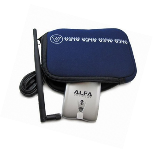 ALFA U-Bag blue neoprene carry case/holder