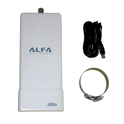 Alfa UBDo-g8 Outdoor Wi-Fi USB kit AP/CPE + external N antenna connector