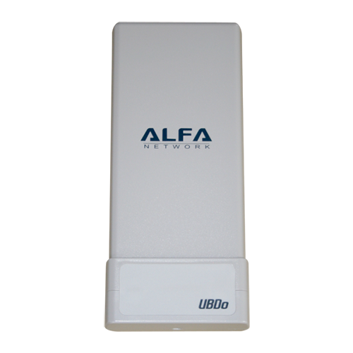 Alfa UBDo-nt8 Outdoor Wi-Fi USB kit & 12 dBi antenna