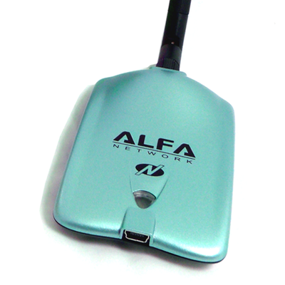 Alfa AWUS036NH 802.11n WIRELESS-N USB Wi-Fi adapter 2 watt