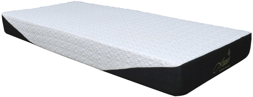 Cool Balance Memory Foam Mattress -  With Gel Infused Visco Foam- 10 Year Gaurantee