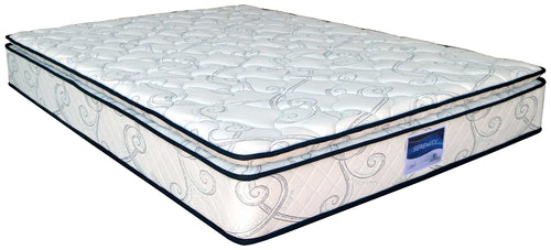 Serenity - Continuous Coil Pillow Top - 5 Year Gurantee