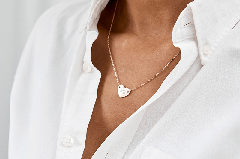 Stellarise Heart Necklace