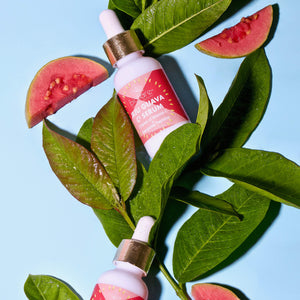 Jeju Guava C3 Serum - 3 Forms of Vitamin C + Energizing Peptides