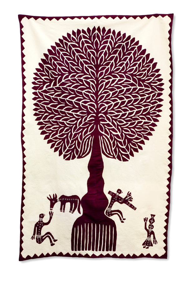 Tree of Life Wall Hanging, Large