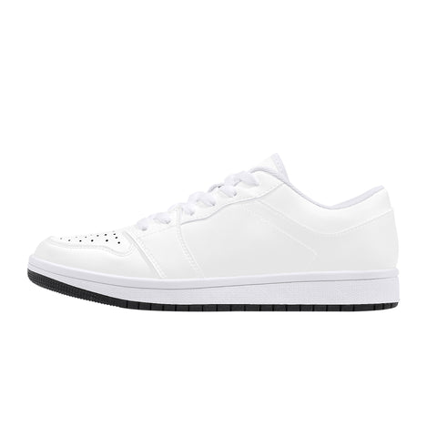 CustomDesigned Damen/Herren Sneakers Weiss D15 W 17376
