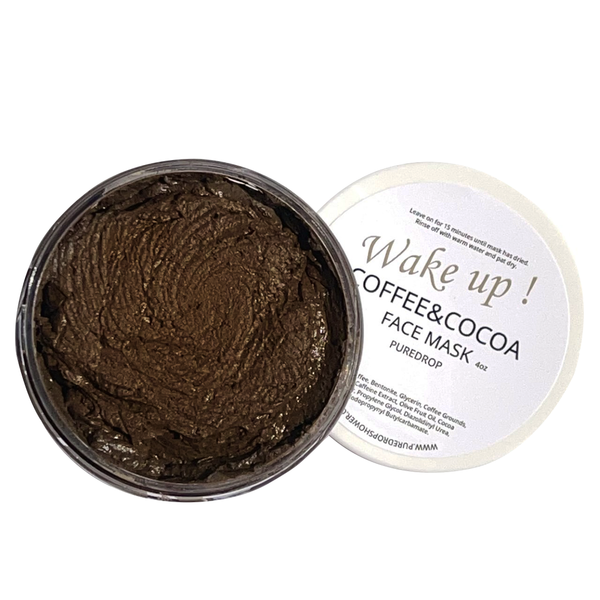 Wake up Coffee & Cocoa facial/body mask