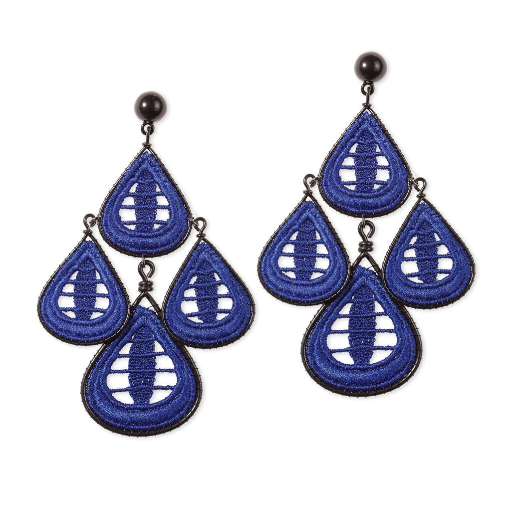 Drops of Lace Earrings