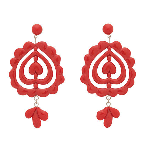 Hearts of Love Earrings