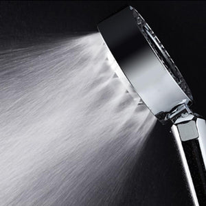 High Pressure Double Sided Shower Head (Water Saving)