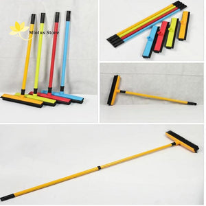 Multifunctional Hair Removal Rubber Broom