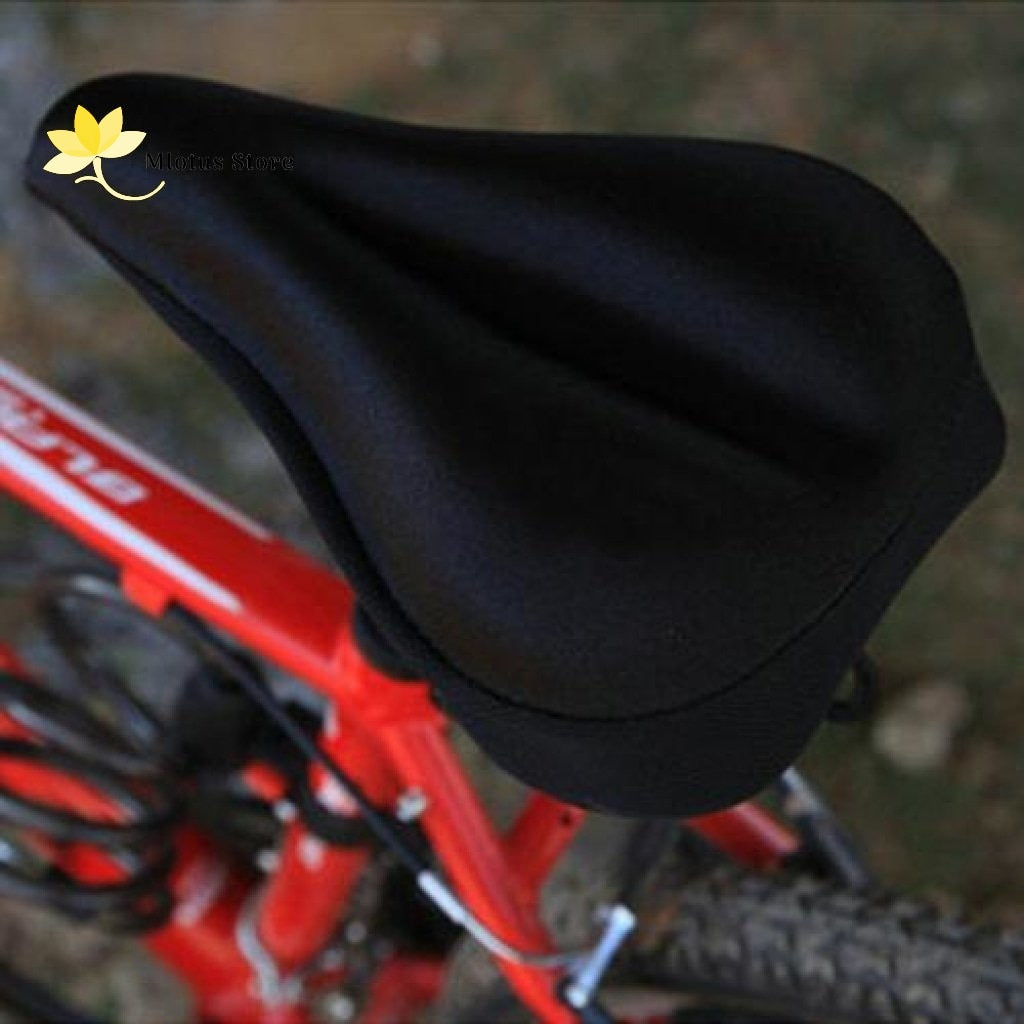 Soft Cushion Gel Bike Seat Cover Seat Cover