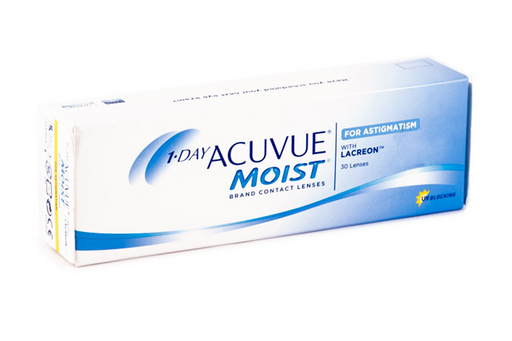 1 Day Acuvue Moist Astigmastismo
