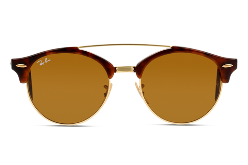 RayBan ClubRound Double Bridge 51/19