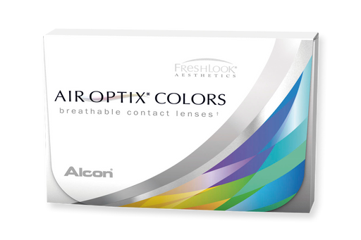 Air Optix Colors Hazel
