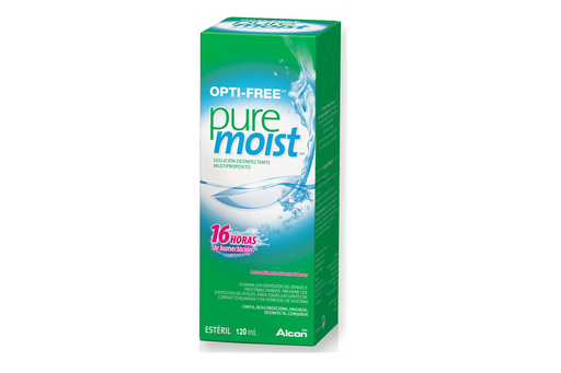 Optifree Pure Moist 120ml