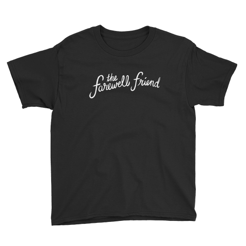 Youth TFF Script T-Shirt