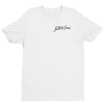 Load image into Gallery viewer, About Time Tee - White