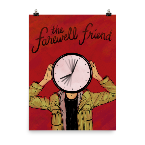 The Farewell Friend Poster