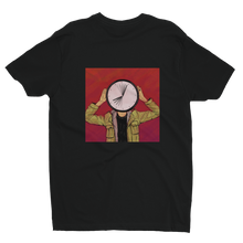 Load image into Gallery viewer, About Time Tee - Black