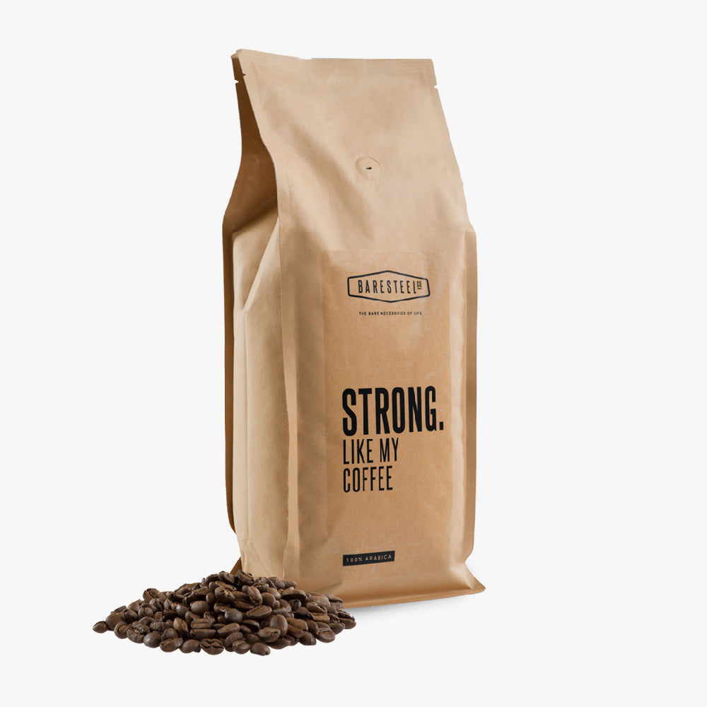 Strong Like My Coffee - Espressobonen
