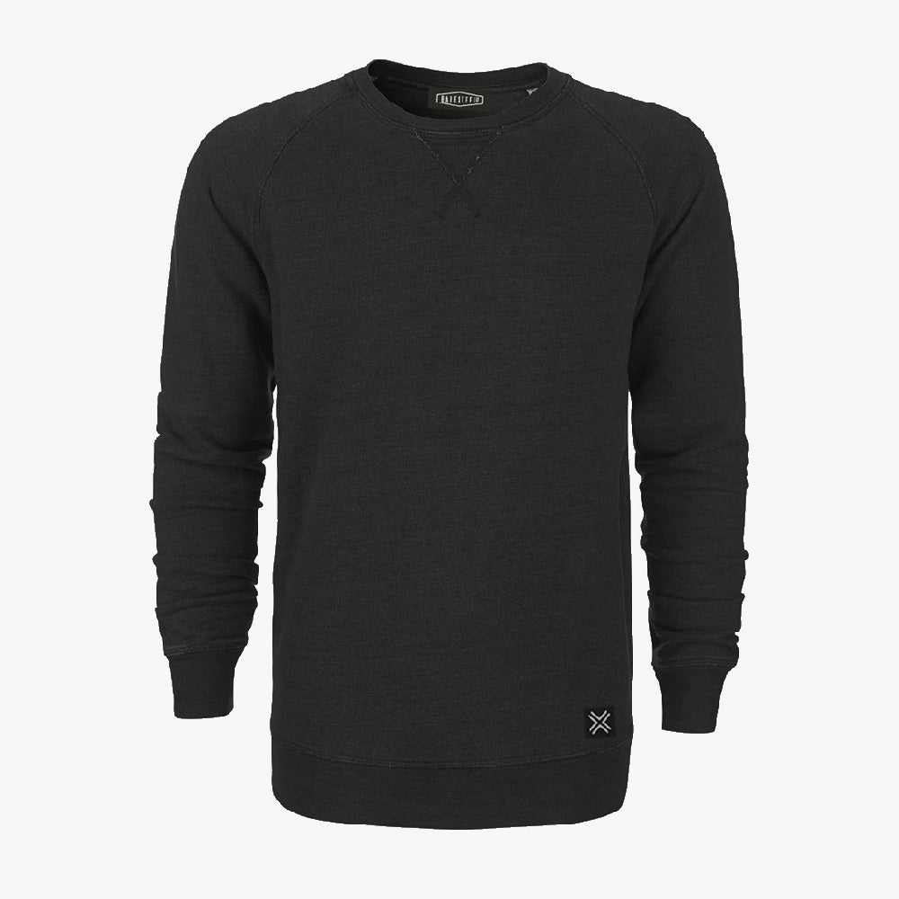 Black Denim Heren Sweater