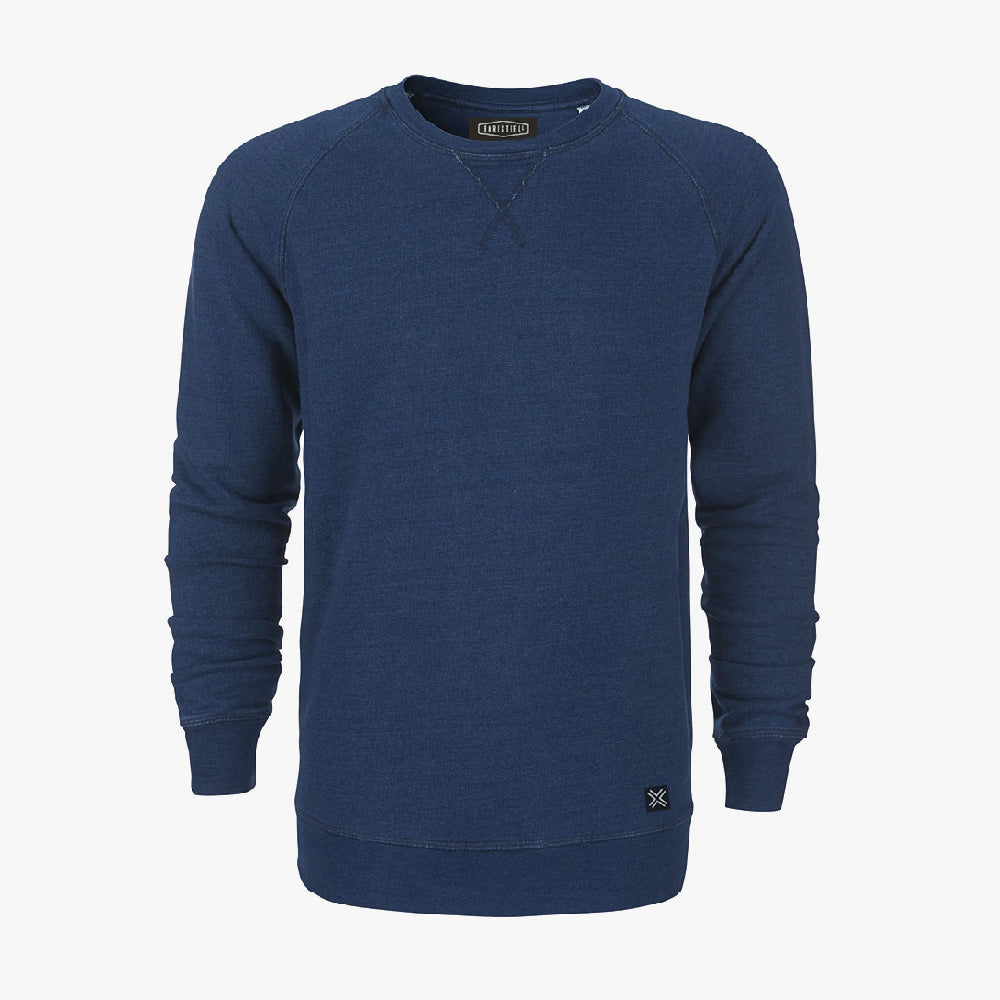 Denim Blue Heren Sweater