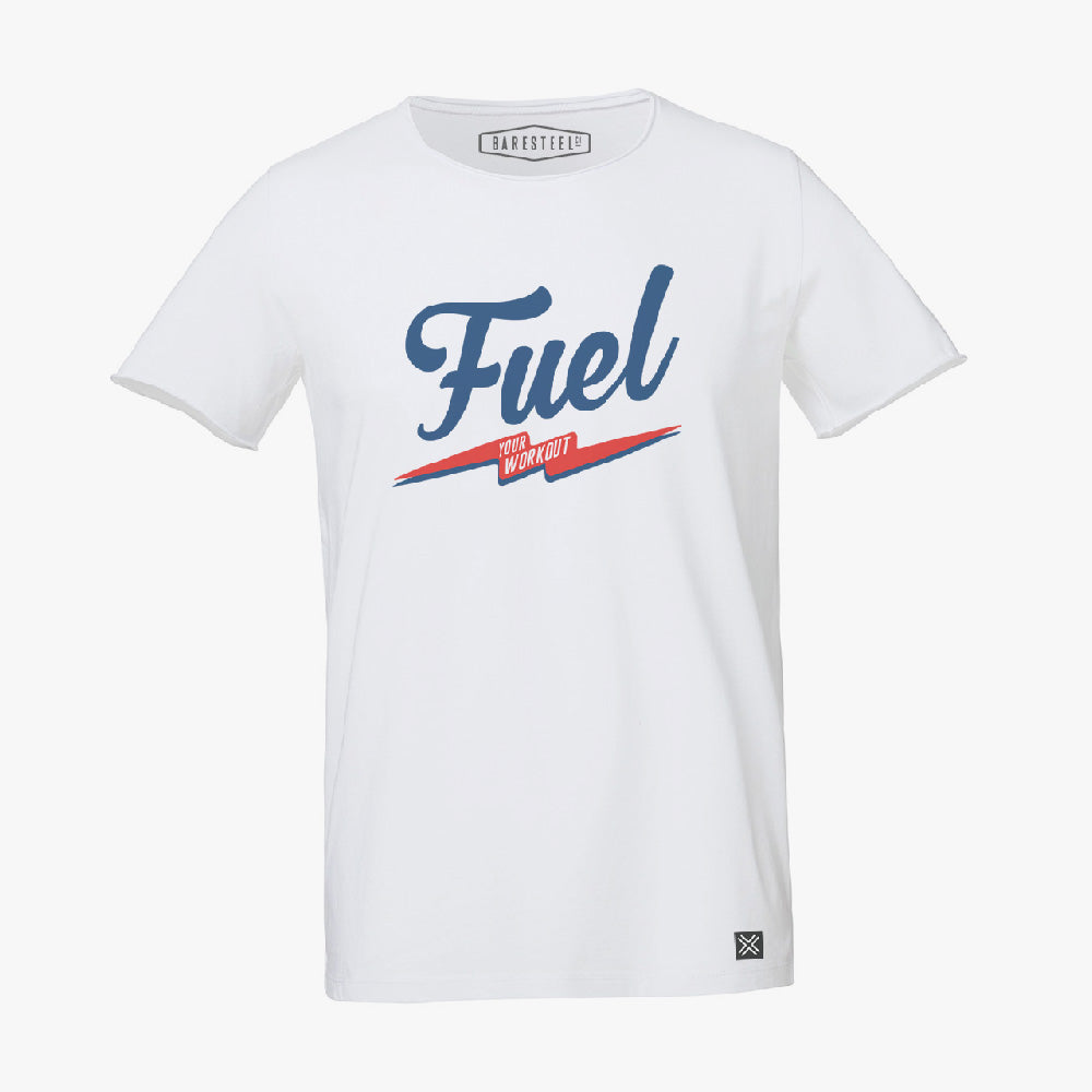 T-shirt 'Fuel your Workout'