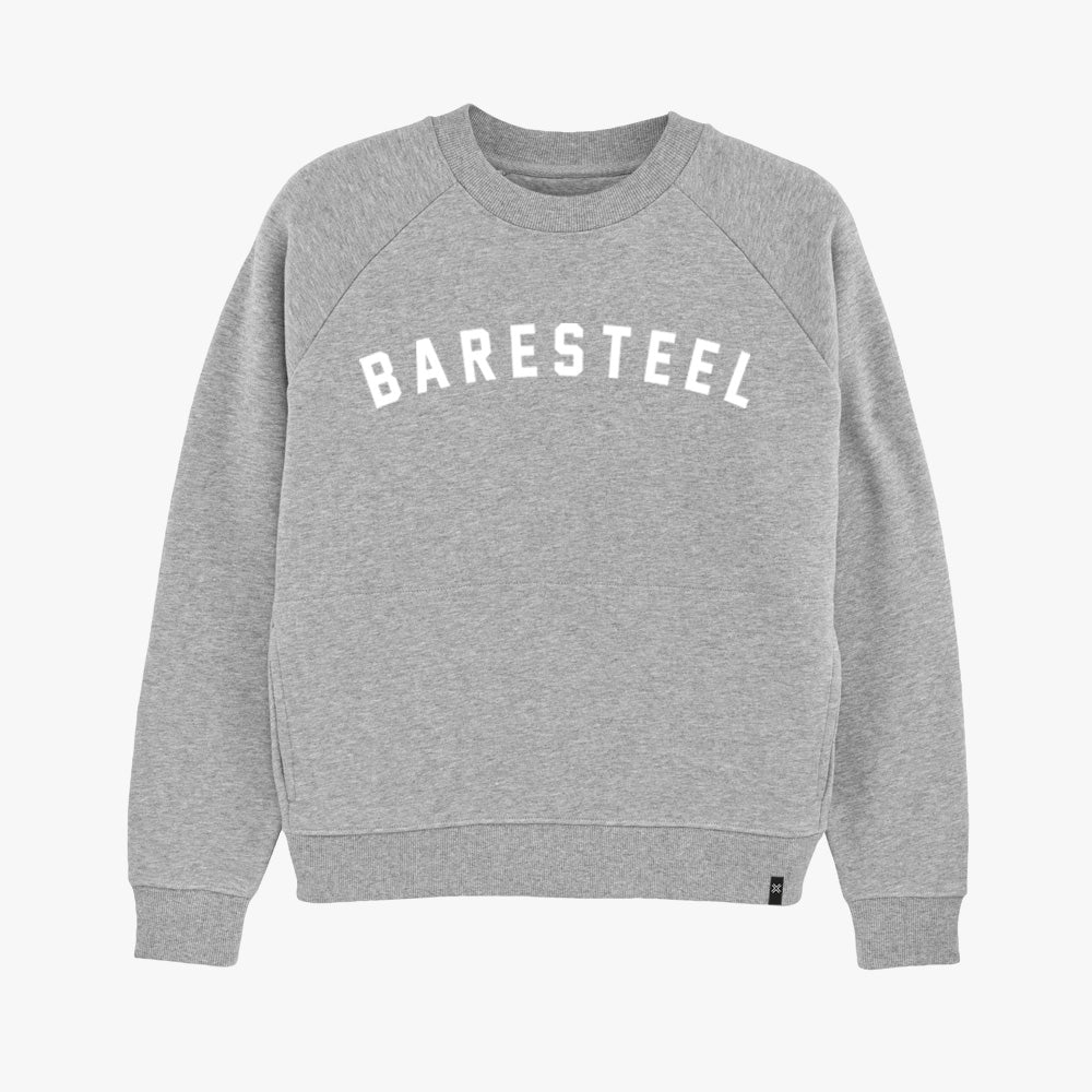 Dames Baresteel 'puff-print' sweater