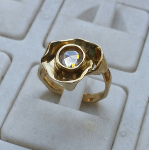 Promise Gold Ring