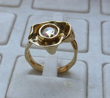 Load image into Gallery viewer, Promise Gold Ring
