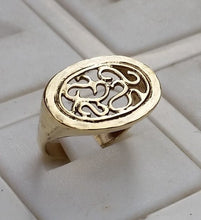 Load image into Gallery viewer, unisex gold ring