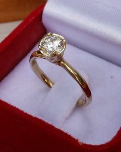 gols engagement ring