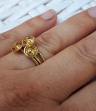 Load image into Gallery viewer, Stackable Gold Ring