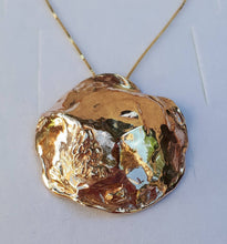 Load image into Gallery viewer, Gold Large Pendant