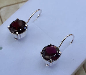 gemstones earrings