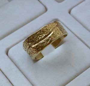Gold Wedding Band